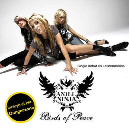Vanilla Ninja - Birds of Peace